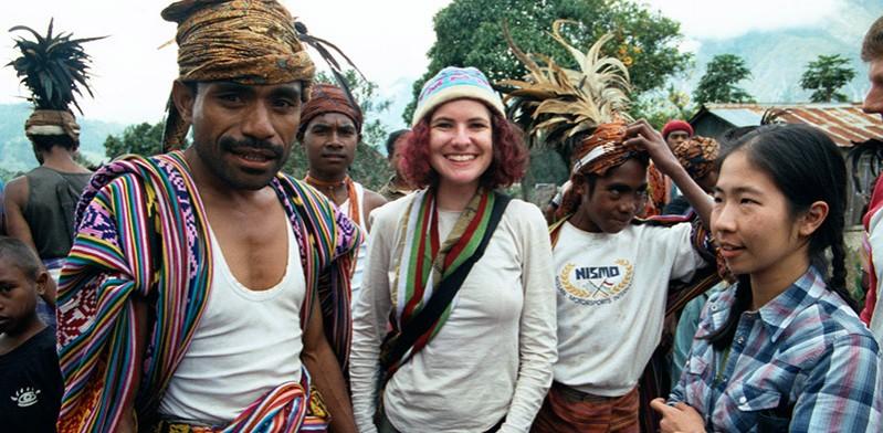 people in east timor