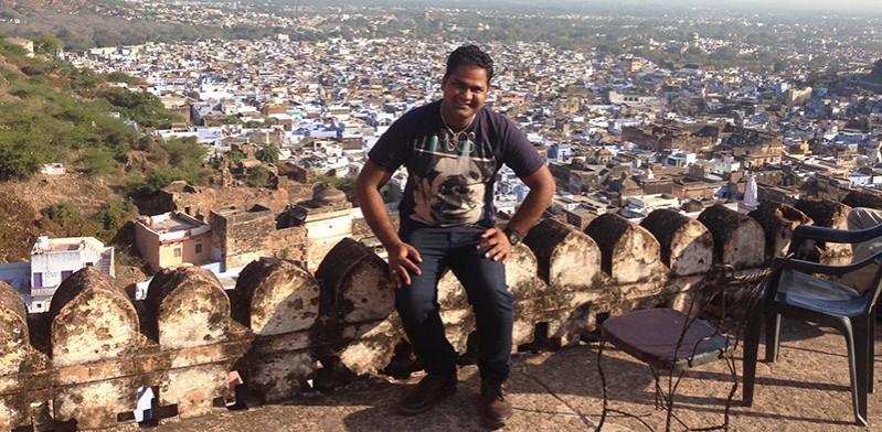 Dheeraj Bhatt in India