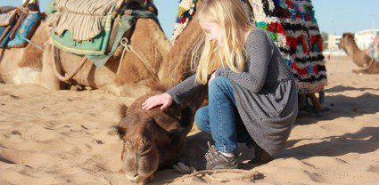 Kids and kasbahs: Behind the scenes on a Morocco family adventure