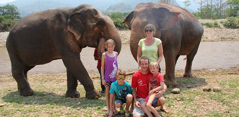 Family Adventure in Thailand