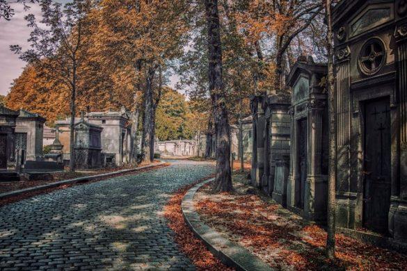 Paris's Pere Lachaise cemetery