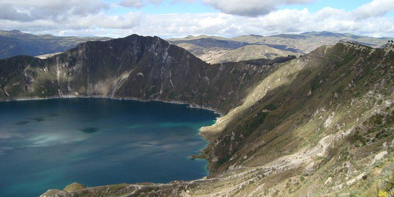 ecuador guide tours - Graham Styles