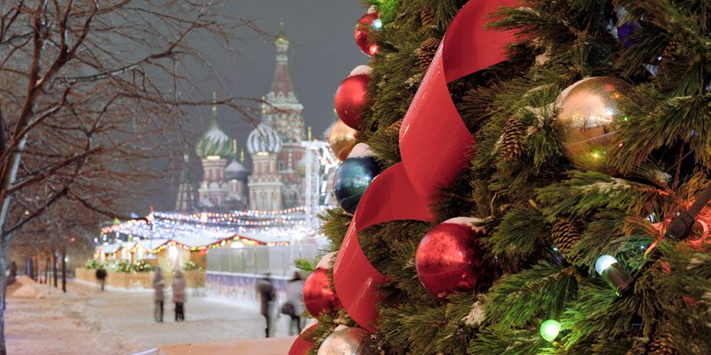 Russia new year guide - kishjar?