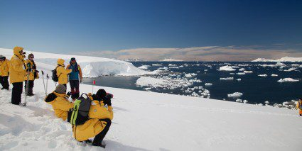 Why more young travellers are heading to Antarctica than ever before