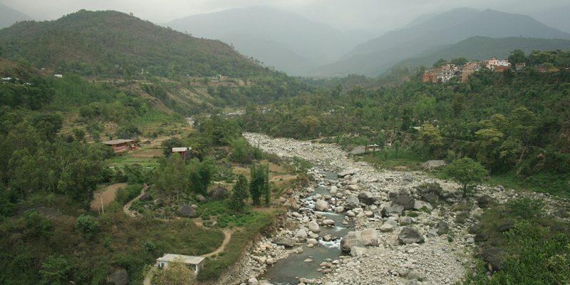 Kangra Valley (credit Karunakar Guntupalli)
