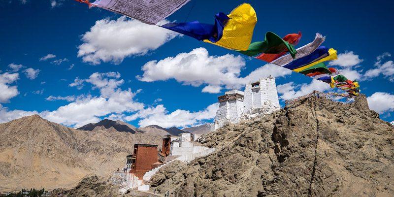Ladakh gompa (credit Mike Alexander)