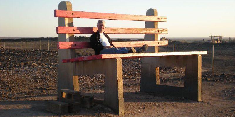 big bench - credit Michael Coghlan