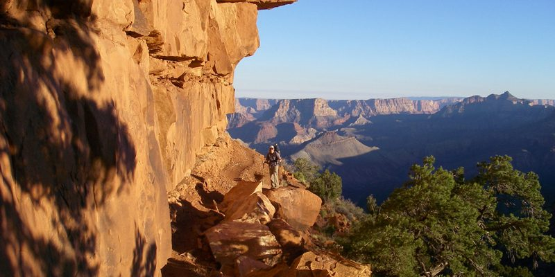 trekking - credit Al HikesAZ