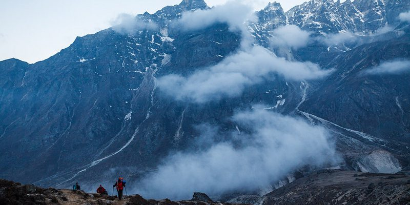 trekking - credit Chris Marquardt