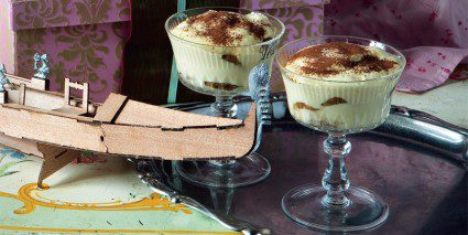 Make it at home: food author Tessa Kiros' famous tiramisu recipe