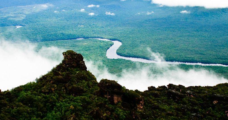 guyana guide tours -Inti