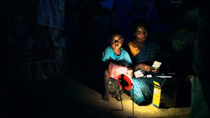 The power of Pollinate: Shining a light on India's slums