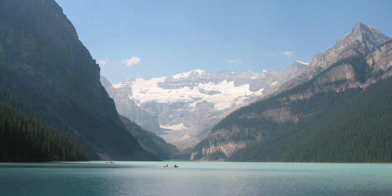 alberta lake louise - credit egg