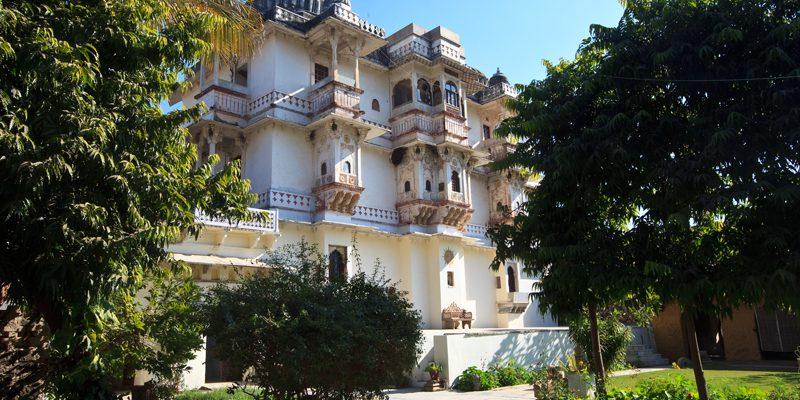 castle Bijaipur - credit Frank Boyd