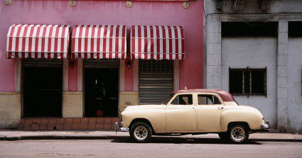 The Other Side of Paradise: a literary journey through Havana