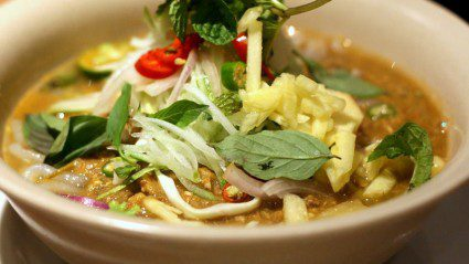 Food blogger Robyn Eckhardt shares her favourite assam laksa recipe
