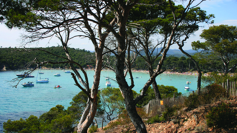 world's best beaches -You can see why the Sarkozys like it. Plage de l'Estagnol. Image Benoit Mouren, Flickr