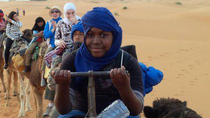 School's out: The educational benefits of travel (in Morocco!)