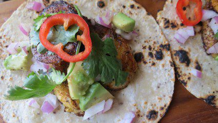 These spiced plantain tacos will blow your mind (recipe)
