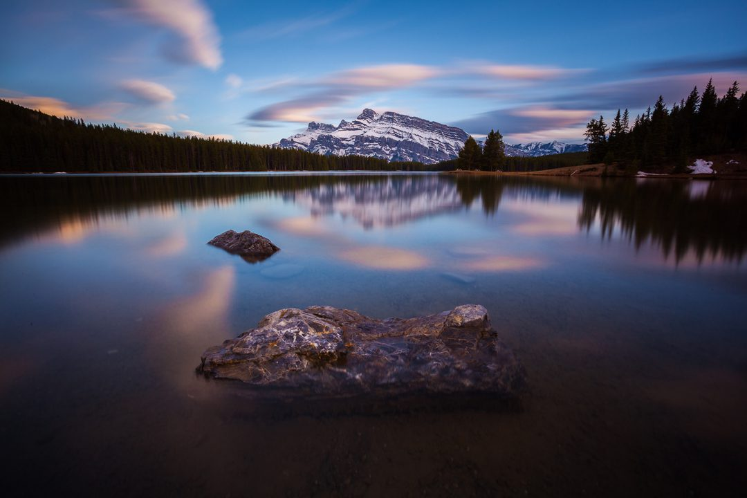 Two Jack Lake, Alberta - Callum Snape