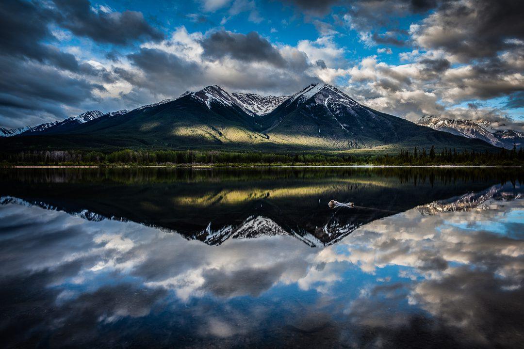 Vermilion Lakes, Alberta - Callum Snape