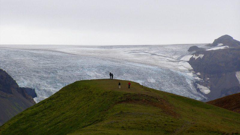 Vatnajokull, the land beyond the Wall. Image JmArX Poetry, Flickr