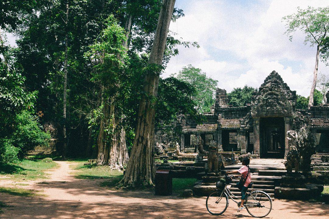 Cambodia tour -Image c/o Jon Collins