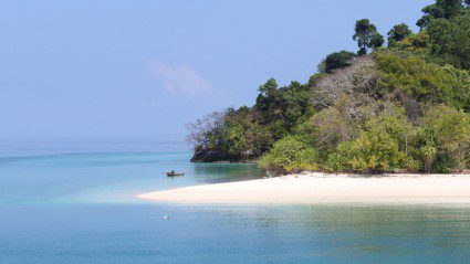 Sailing in Myeik, the 800-island archipelago no-one has ever heard of