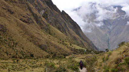 """You're never too old to be carried"" and other lessons learned tackling the Inca Trail"