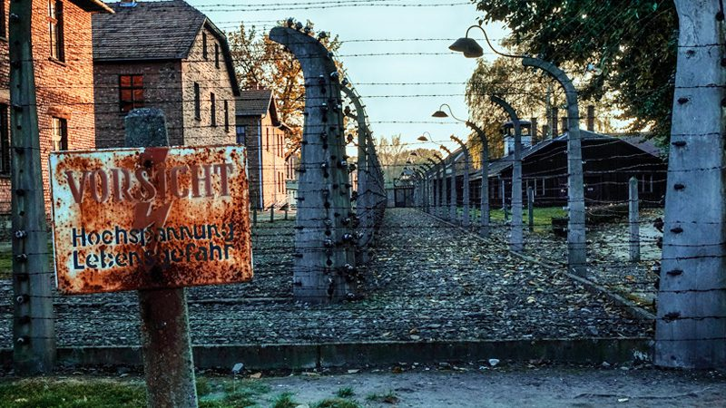 Auschwitz I. Image Thomas Hee, Flickr