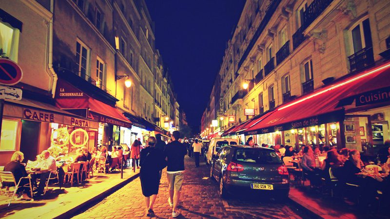 a walking tour of paris best foodie haunts with handy step by step map