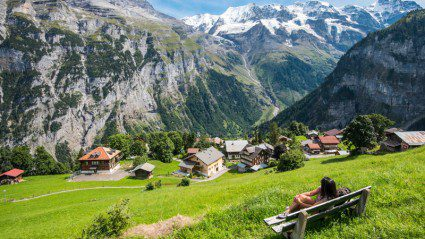 Photo proof that Switzerland is the most beautiful country in Europe
