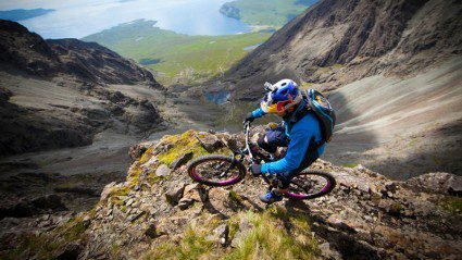 Is this the most amazing mountain bike video ever?