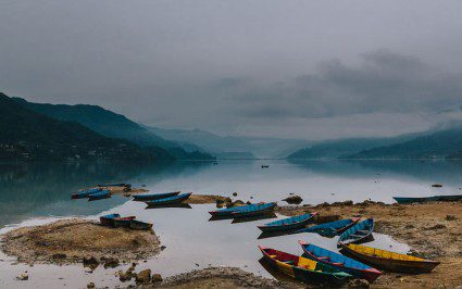 Check out the stunning photo zine that's going to help Nepal