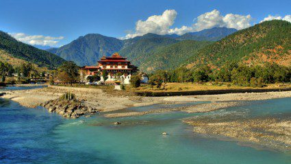 6 reasons Bhutan might be the world's most liveable country
