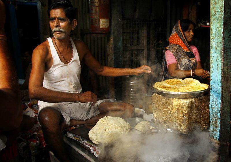 India_Kolkata_Naan_man_Sandipani_Chattopadhyay