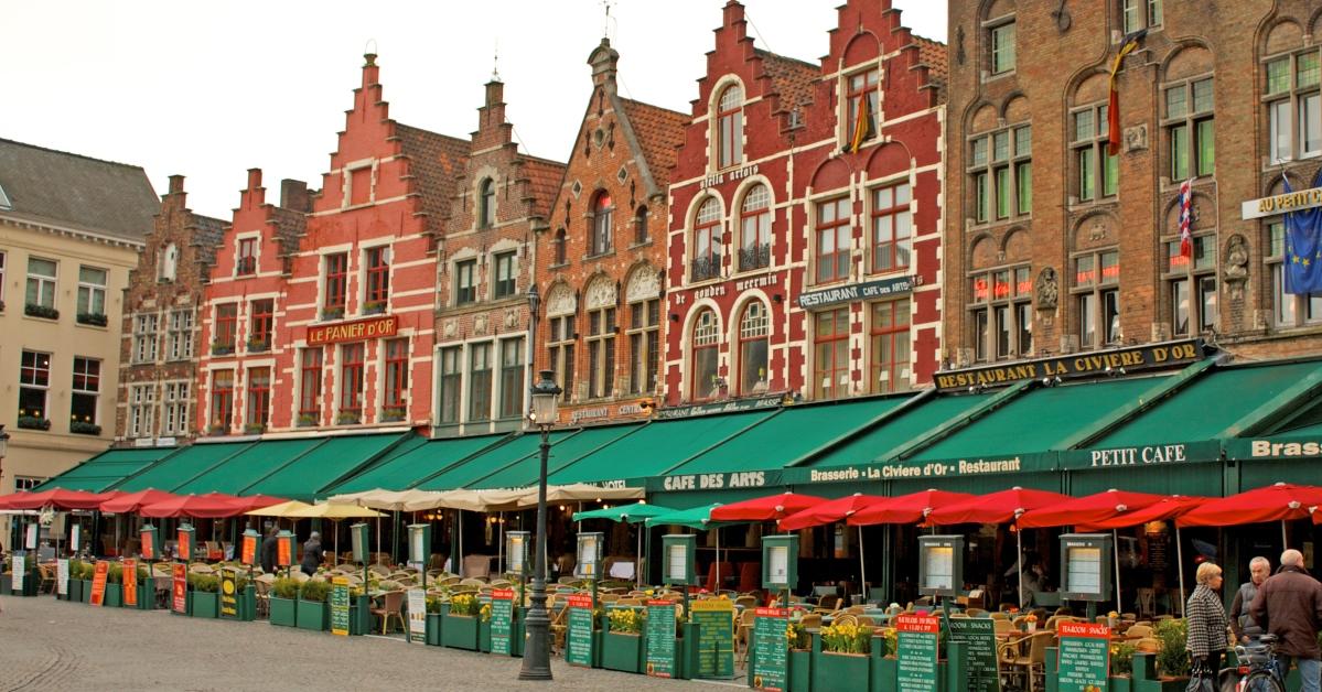 8 reasons you should visit Bruges, Europe's fairytale city