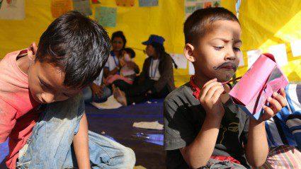 Help us rebuild an earthquake-damaged school in Nepal