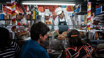 Our guide to Peru's tastiest street food