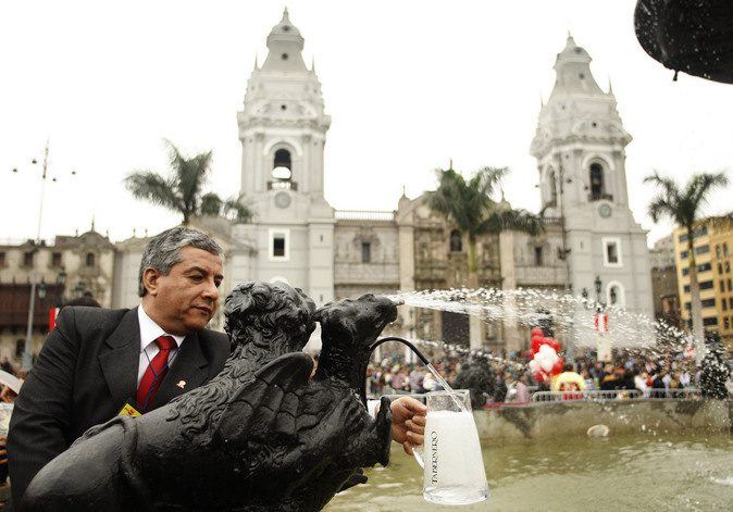 Pisco Lima