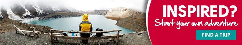 patagonia trekking trip - taryn