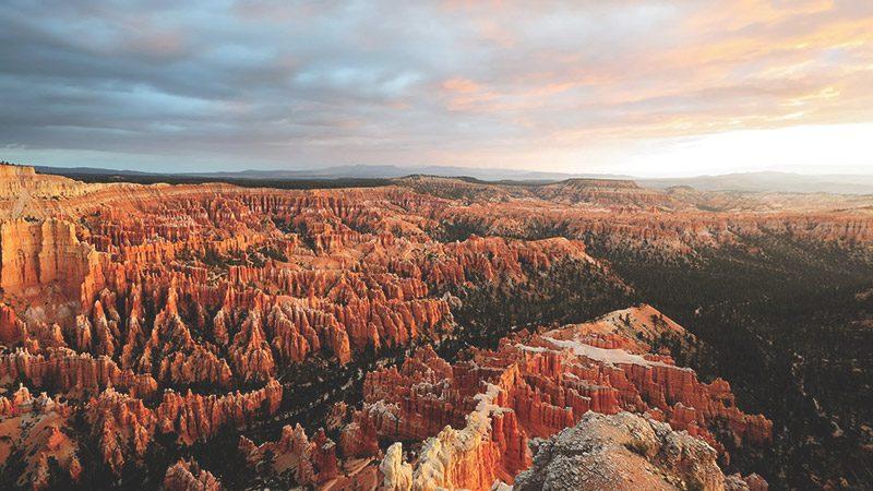 national park usa -bryce-canyon