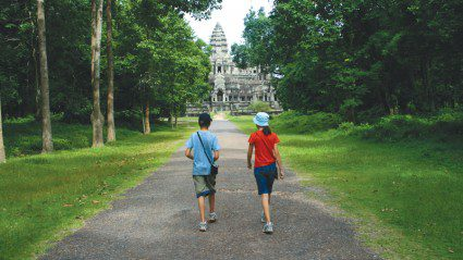 Debunked: 6 totally untrue myths about family travel