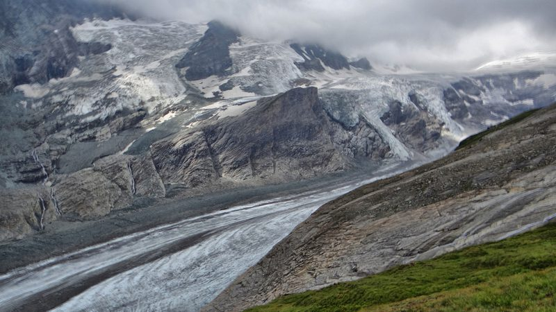 glaciers disappearing---rene-rivers