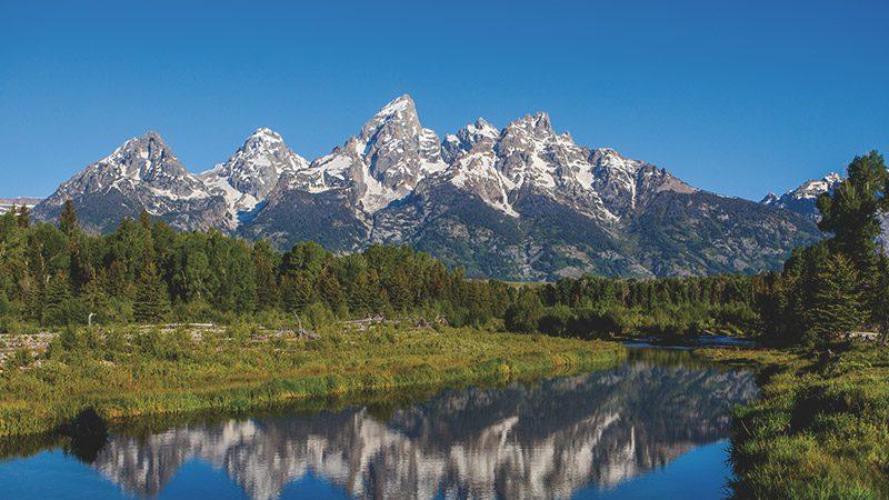 national park usa -grand-teton