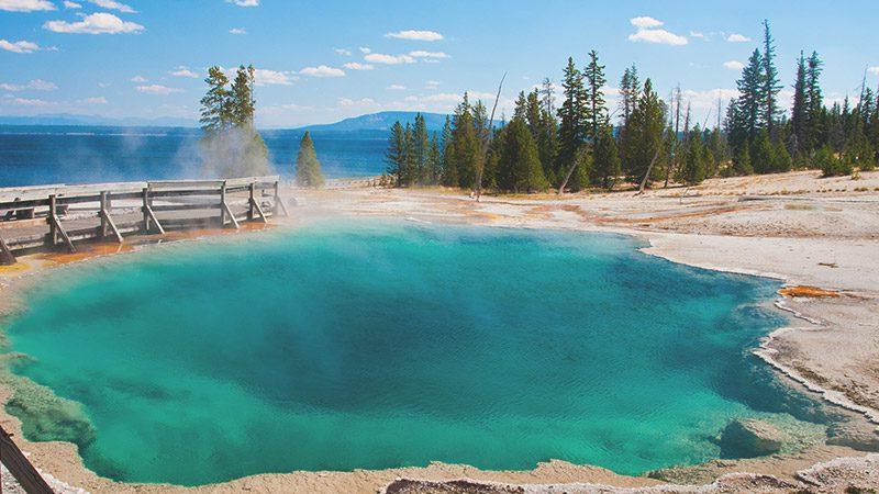 national park usa -yellowstone