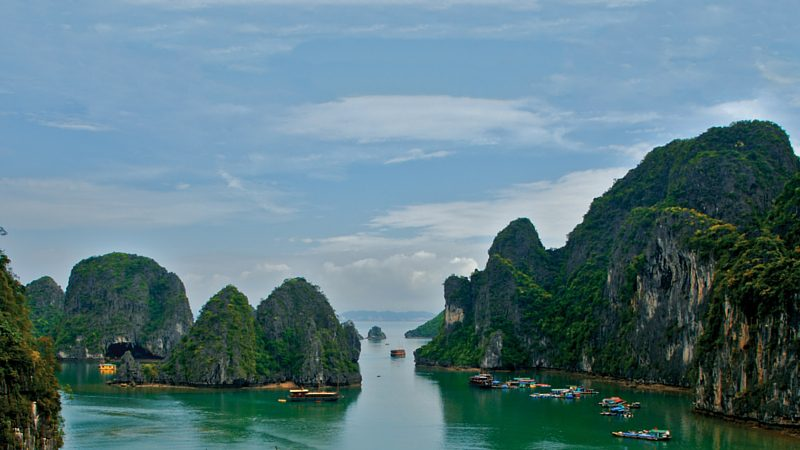 Best time to visit Asia - Halong Bay, Vietnam, Asia