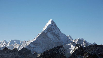 A Sherpa's story: what it was like to survive the earthquake on Everest