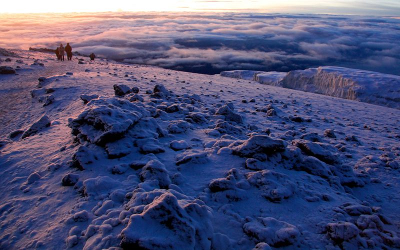 Kilimanjaro machame or marangu? - --J-Duval