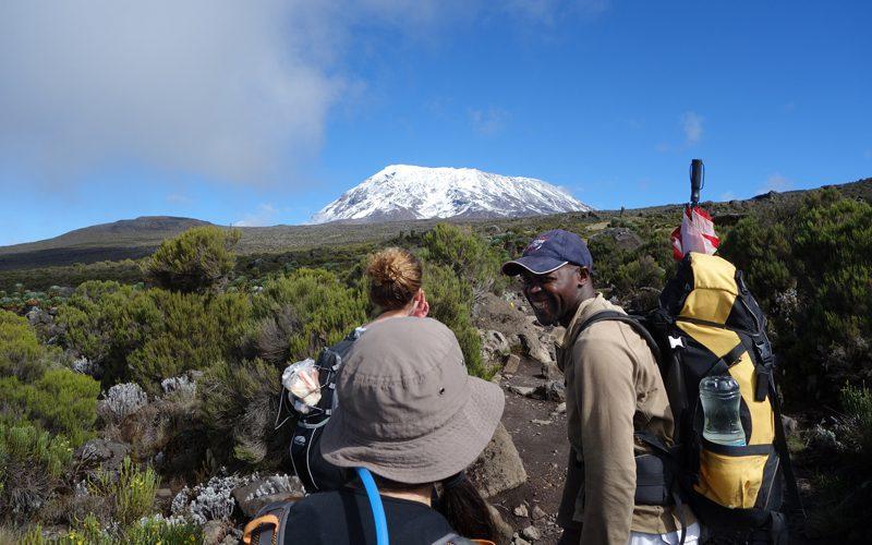 Kilimanjaro machame or marangu? - --kaveman743